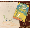 James and the Giant Peach by Siddharth