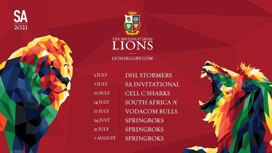Rugby Union - The British & Irish Lions touring South Africa