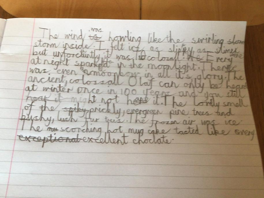 Fantastic expanded noun phrases Zoe