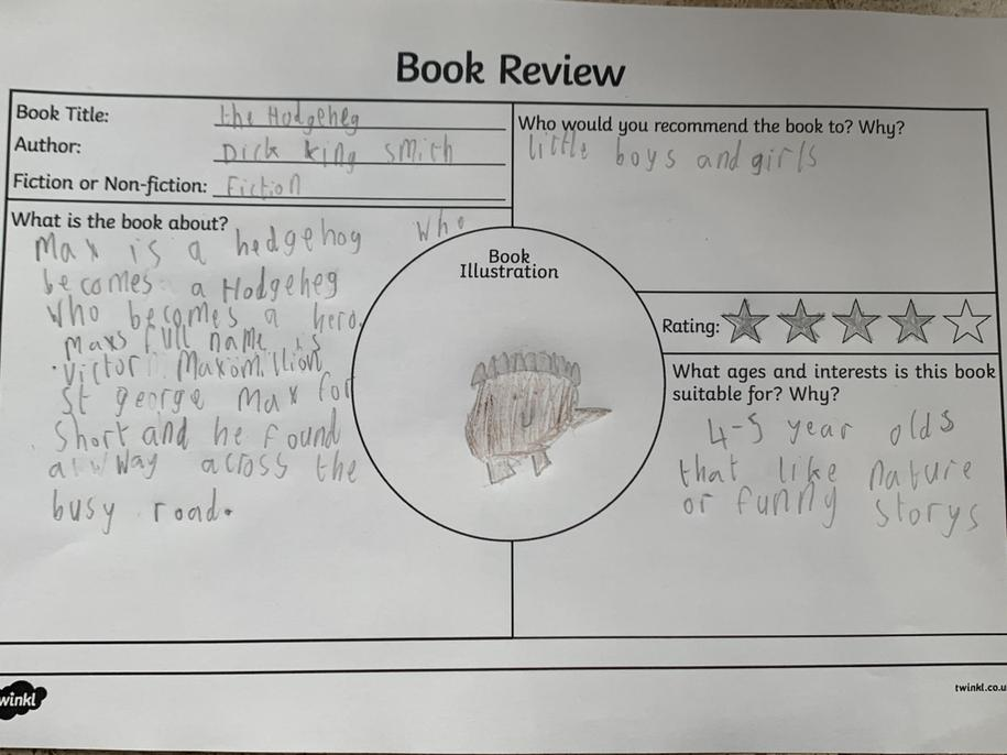 Well done James, a clear review.