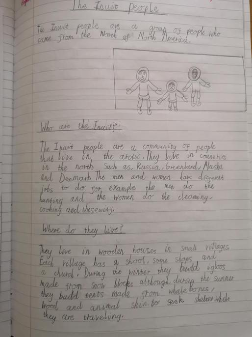 A detailed and accurate non-chronological report, Paola. Well done.