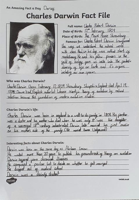 Super research and I love the way you have included a photograph as opposed to a drawing.