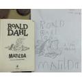 Matilda by Sree Saanvi