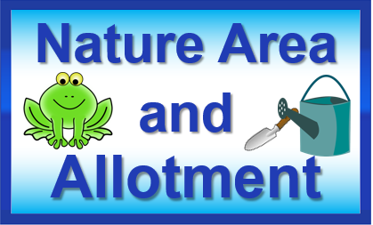 Book the Nature Area and Allotment