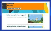 BBC Bitesize - Plants