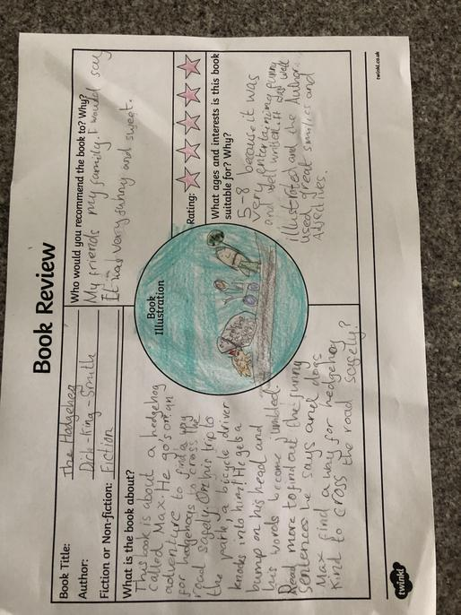 A great plot summary and good recommendations - well done Karamai.
