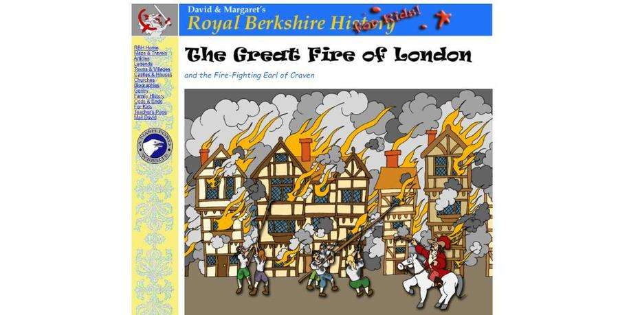 Berkshire History for Kids