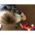 Addition and subtraction with cubes!