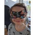 A super mask!