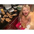 Gingerbread decorating!