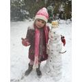 Making snowmen friends
