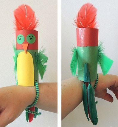 Make a parrot!