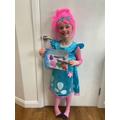 Dressing up for Children's mental health week