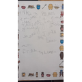 Writing letters to 3 Bears