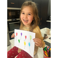 Colourful balloons for children's mental health week