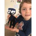 Art Ninja!
