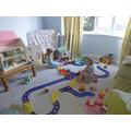 Making a toy village!