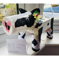 The cow from Jack and the Beanstalk