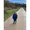 Muddy walks!