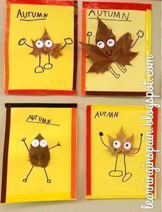 Leaf person