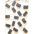 Numberbonds with dominos