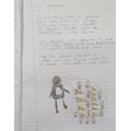 Leo's fantastic penguin poem