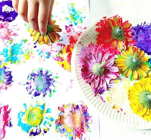 Flower painting (14)