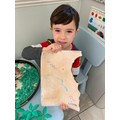 A fantastic treasure map!
