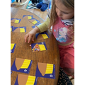 Matching numberbonds to 10