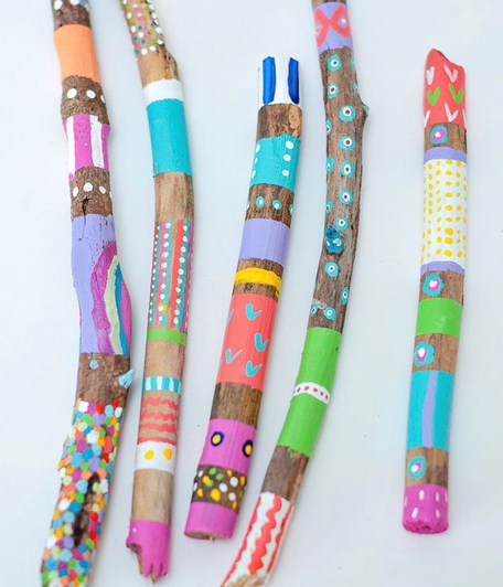 Paint your own stick pattern (11)