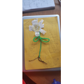 A beautiful labelled flower!