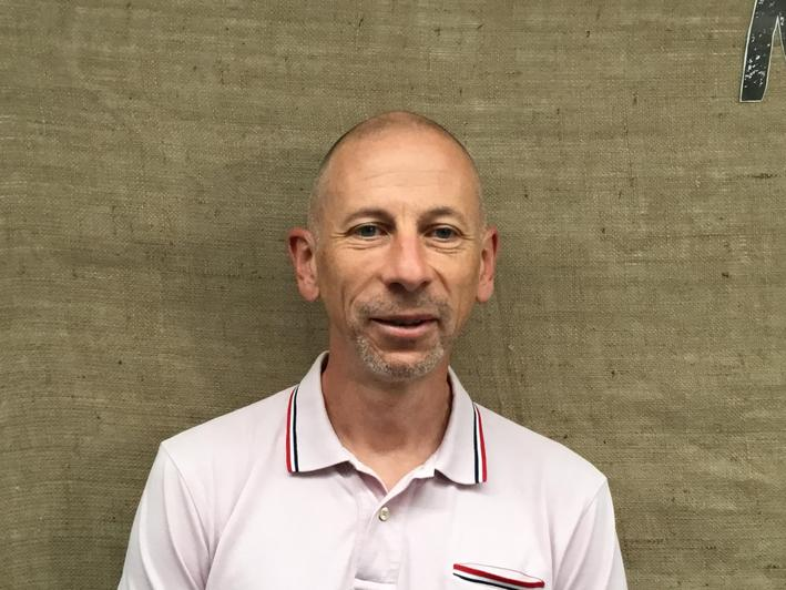 Mr Beck - Teaching Assistant
