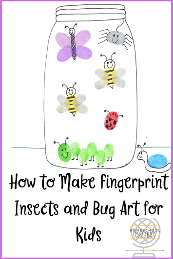 Fingerprint bugs in a jar (10)