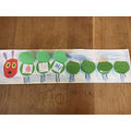 Hungry Caterpillar story caterpillar!
