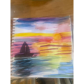 Alice P's beautiful water colour art