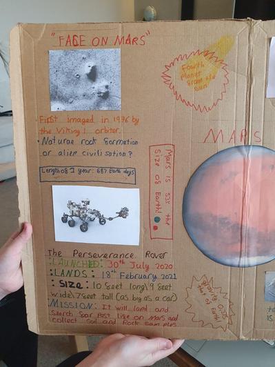 Harry Sandell's Mars 2