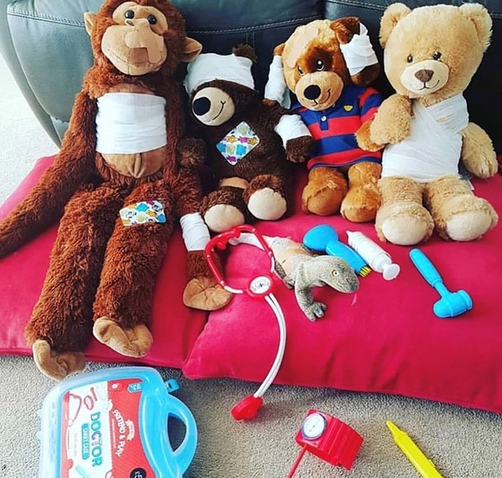 Vets with your teddies (11)