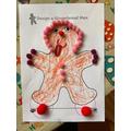 Beautiful gingerbread man!
