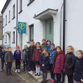 We looked at different houses in Greyabbey.