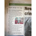 Nottingham Post Article 1/11/16