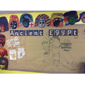 Our history display