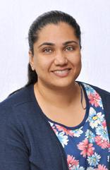Mrs. Patel - Nursery
