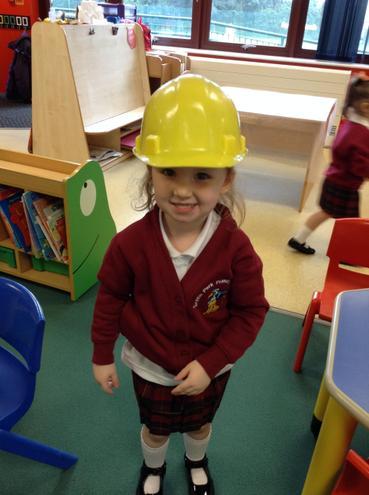 Being a builder