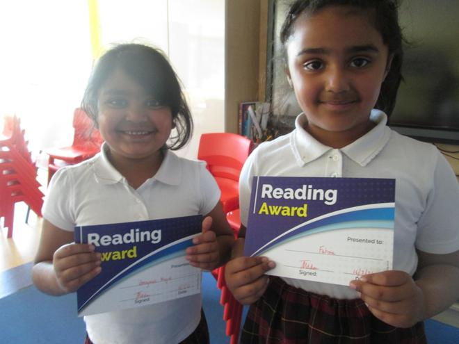Congratulations girls for achieving your Ultra Gold Badges!