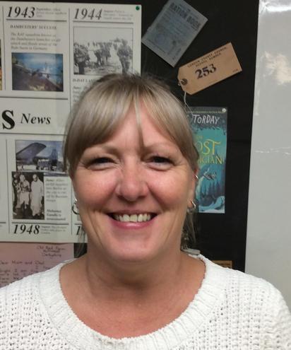 Mrs Rushmore