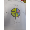 In Year 1 we have learnt the 4 main points of a compass.
