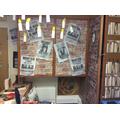 Harry Potter reading corner