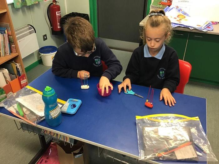 Abacus work