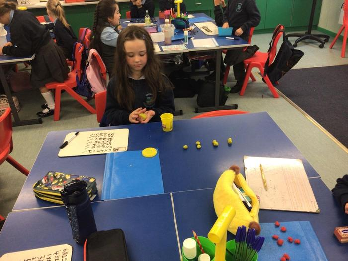 Learning multiplication in a practical way!