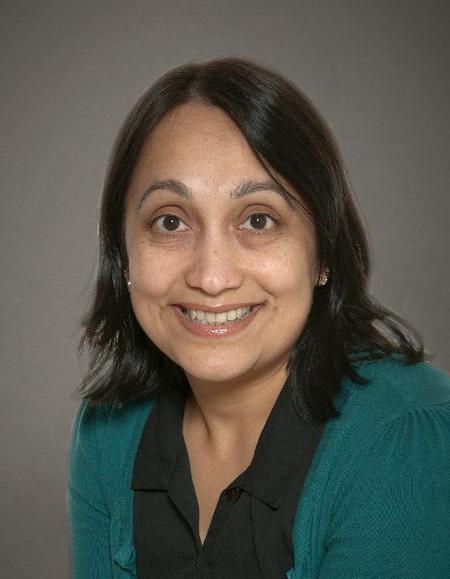 Mrs Khan, Senior Administrator